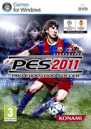PES 2011 / Pro Evolution Soccer 2011 Скачать Торрент