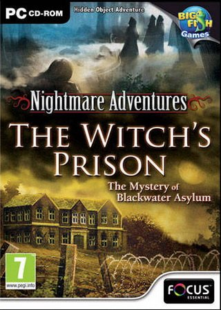 Кошмарные приключения: Тюрьма ведьмы / Nightmare Adventures: The Witch's Prison