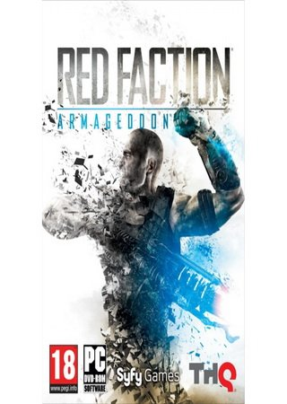 Red Faction: Armageddon (2011) PC