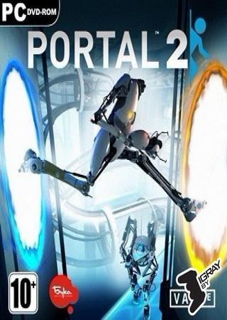 Portal 2 (2011) Update 4 and 5 + Map Pack Скачать Торрент