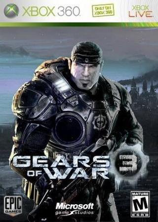 Gears Of War 3 (2011) Xbox