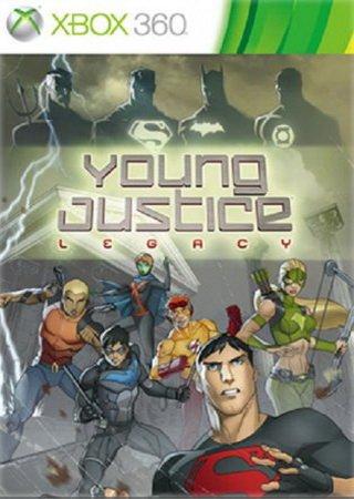 Young Justice: Legacy Скачать Торрент