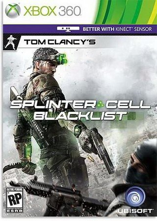 Tom Clancy's Splinter Cell: Blacklist Скачать Торрент