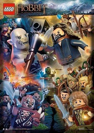 LEGO The Hobbit (2014) Xbox Скачать Торрент