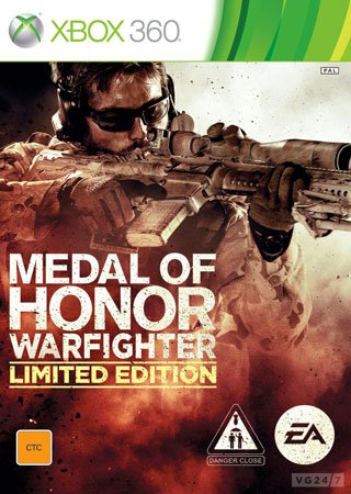 Medal of Honor: Warfighter (2012) Xbox Скачать Торрент