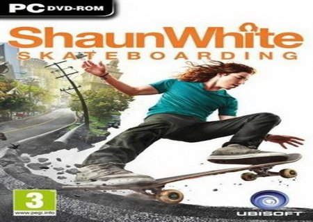 Shaun White Skateboarding (2010)