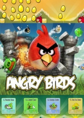 Angry Birds (2011) Скачать Торрент