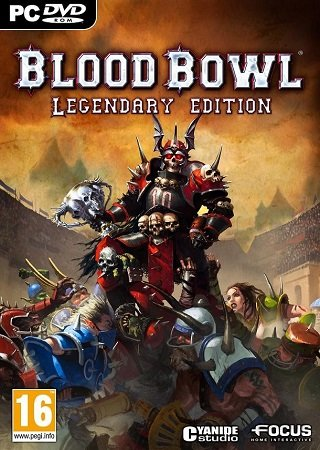 Blood Bowl: Legendary Edition (2010)