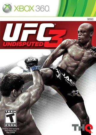 UFC Undisputed 3 (2012) Xbox 360