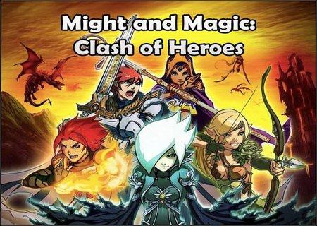 Might and Magic: Clash of Heroes (2011) Скачать Торрент