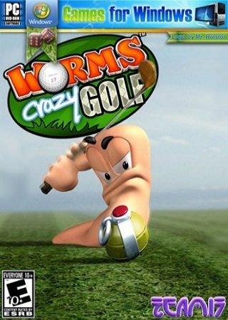 Worms Crazy Golf (2011) Скачать Торрент