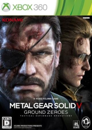 Metal Gear Solid 5: Ground Zeroes Скачать Торрент