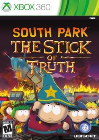 South Park: Stick of Truth (2014) Xbox Скачать Торрент
