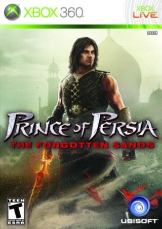 Prince of Persia: The Forgotten Sands (2010) Xbox Скачать Торрент