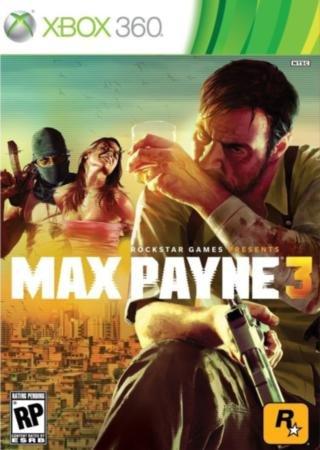 Max Payne 3 (2012) Xbox Скачать Торрент