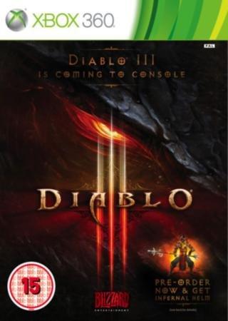Diablo 3 (2013) Xbox Скачать Торрент