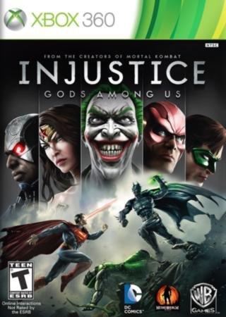 Injustice: Gods Among Us. Ultimate Edition (2013) Xbox Скачать Торрент