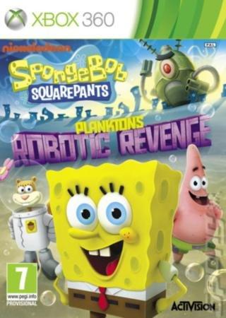 SpongeBob SquarePants: Plankton's Robotic Reveng (2013 ... Скачать Торрент