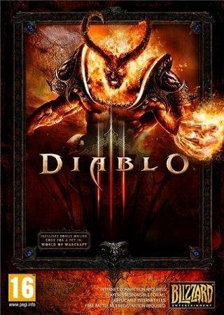Diablo 3 / Диабло 3 (2011) PC Скачать Торрент