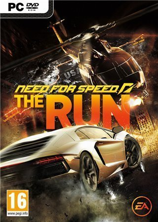 Need For Speed: The Run (2011) PC Скачать Торрент