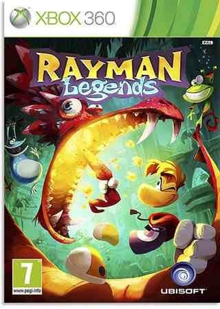 Rayman: Legends (2013) Xbox Скачать Торрент