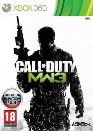Call of Duty: Modern Warfare 3 (2011) Xbox Скачать Торрент