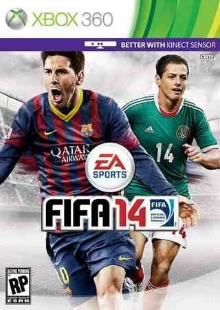 FIFA 14 (2013) Xbox Скачать Торрент