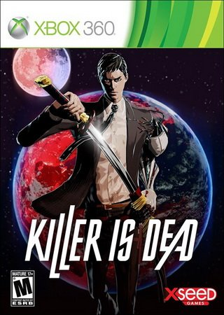 Killer is Dead (2013) Xbox Скачать Торрент