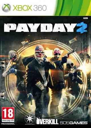 Payday 2 (2013) Xbox Скачать Торрент