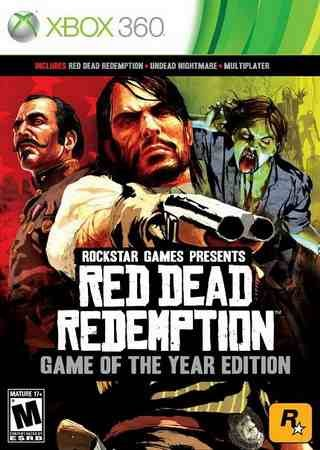 Red Dead Redemption: Game of the Year Edition (2010) Xb ... Скачать Торрент