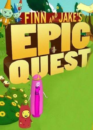 Finn and Jakes Epic Quest (2014) Скачать Торрент