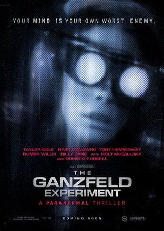 Эксперимент Ганцфельда (2014) Скачать Торрент
