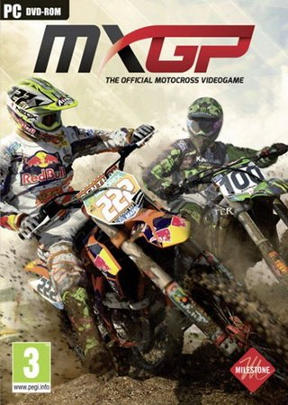 MXGP - The Official Motocross Videogame (2014) PC Скачать Торрент