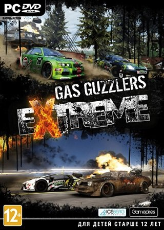 Gas Guzzlers Extreme (2013) Repack от z10yded Скачать Торрент