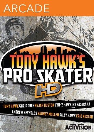 Tony Hawk's Pro Skater HD (2012) Скачать Торрент