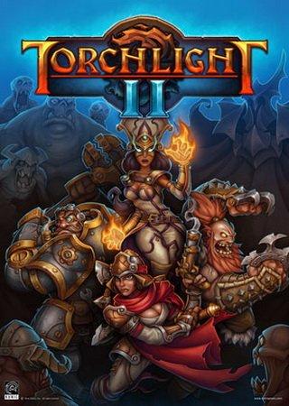Torchlight 2 (v. 1.25.5.2) (2012) Скачать Торрент