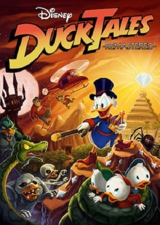 DuckTales: Remastered (2013) Скачать Торрент
