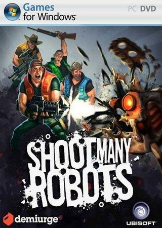 Shoot Many Robots (v. 1.1.1.30747) (2012) Скачать Торрент
