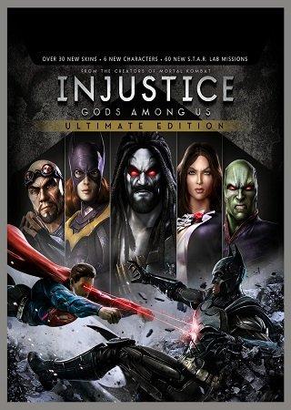 Injustice: Gods Among Us. Ultimate Edition (2013) PC Скачать Торрент