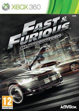 Fast & Furious: Showdown (2013) Xbox Скачать Торрент