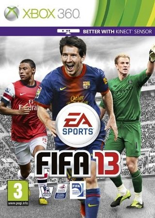 FIFA 13 (2012) Скачать Торрент