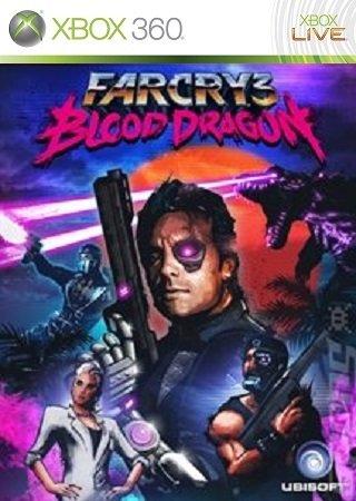 Far Cry 3: Blood Dragon (2013) Скачать Торрент