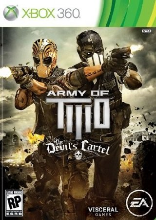 Army of TWO: The Devil's Cartel (2013) Скачать Торрент