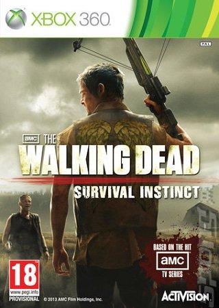 The Walking Dead: Survival Instinct (2013) Скачать Торрент