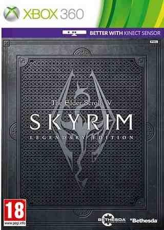 The Elder Scrolls V: Skyrim - Legendary Edition Скачать Торрент