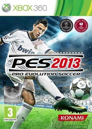 Pro Evolution Soccer 2013 (2012) Скачать Торрент