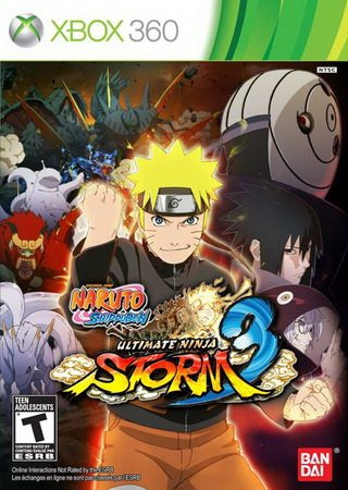 Naruto Shippuden Ultimate Ninja Storm 3 (2013) Скачать Торрент