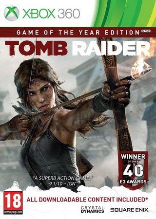 Tomb Raider (2013) Скачать Торрент