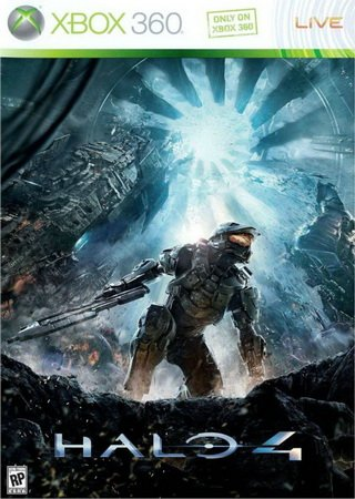 Halo 4 (2012) Xbox Скачать Торрент