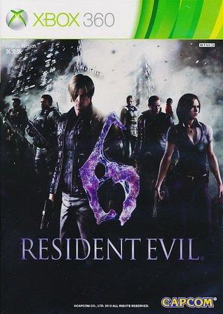 Resident Evil 6 (2012) Xbox Скачать Торрент